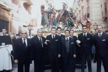 """Processione de """"L'Arresto"""" del 2003"""