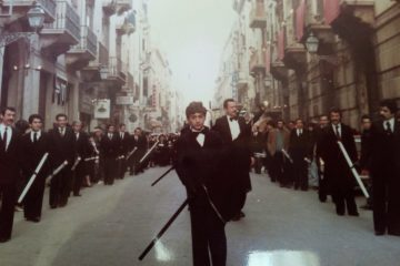 """Processione de """"L'Arresto"""" del 1982"""