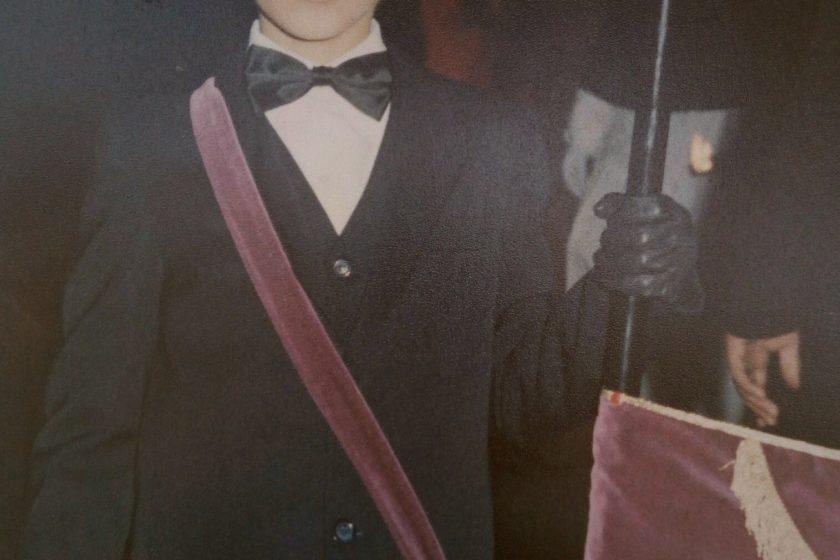 """Processione de """"L'Arresto"""" del 1983"""