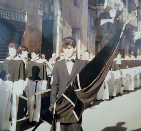 """Processione de """"L'Arresto"""" del 1986"""