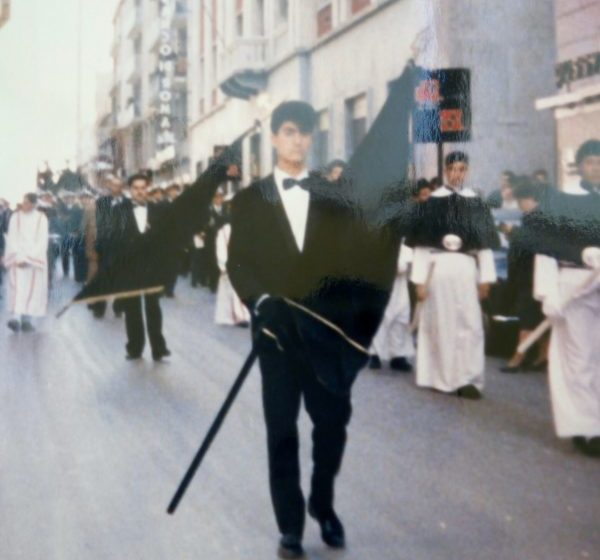 """Processione de """"L'Arresto"""" del 1988"""
