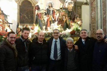 Gruppi Sacri dei Misteri - Scinnuti 2018