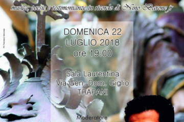 """In memoria sua..."" - Memorial 2018 in onore di Nino Barone Junior"