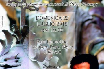 """""""In memoria sua..."""" - Memorial 2018 in onore di Nino Barone Junior"""