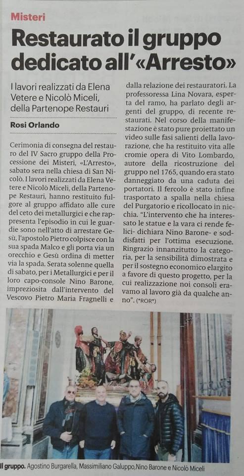 Ceto Metallurgici - RESTAURO GRUPPO 2018 - 25_02_2019