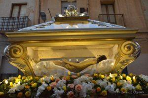 Processione dei Misteri di Trapani - Il Sepolcro