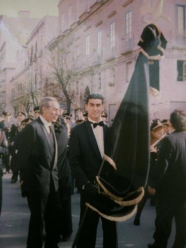 """Processione de """"L'Arresto"""" del 1992"""