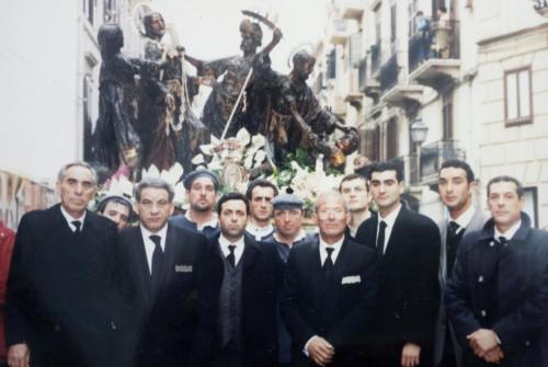 """Processione de """"L'Arresto"""" del 1997"""