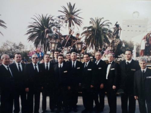 """Processione de """"L'Arresto"""" del 1999"""