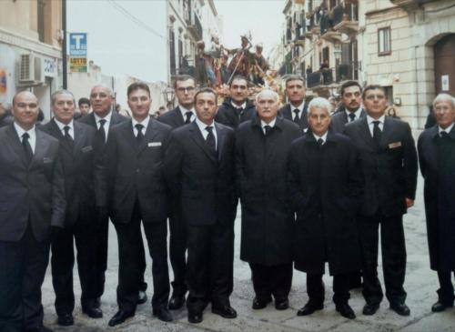 Ceto Metallurgici - Processione 2012