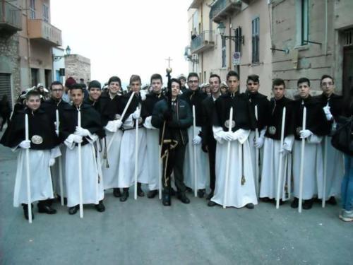 Ceto Metallurgici - Processione 2013