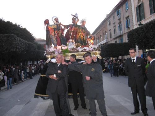 Ceto dei Metallurgici - Processione 2008