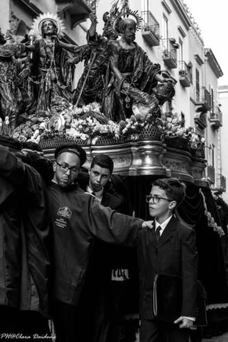 Clara Daidone - Processione 2017