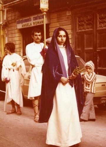 """Processione de """"L'Arresto"""" del 1979"""