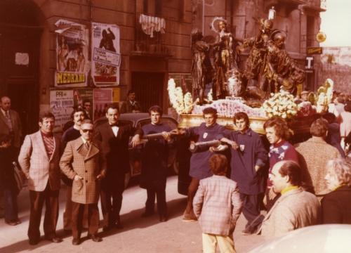"""Processione de """"L'Arresto"""" – Anni 70"""
