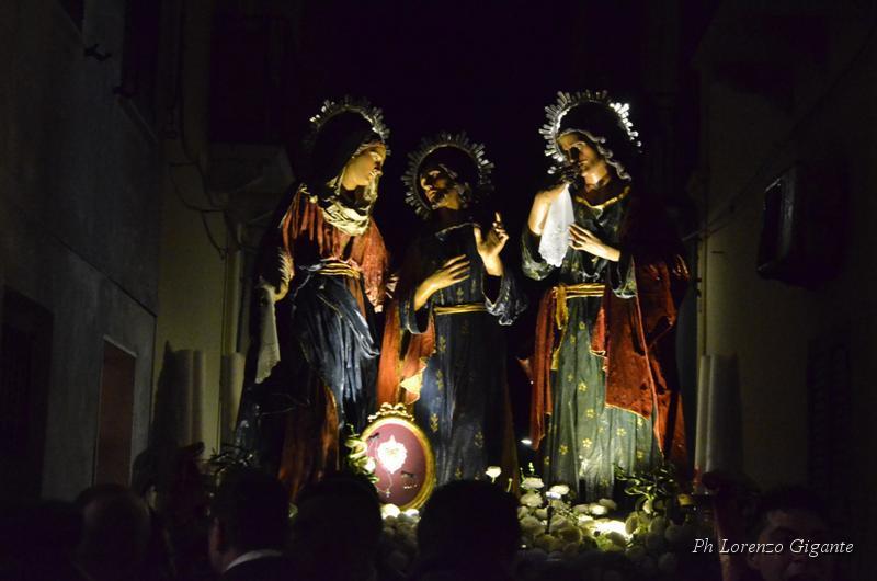 """1° Gruppo Sacro: """"La Separazione"""""""